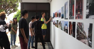 Final Photography Exhibition by IC's JMC Now Open to Public