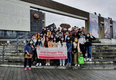 OISS Yingge Trip – great time exploring